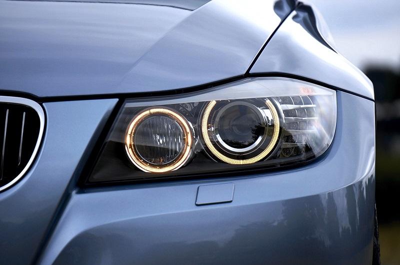 Led automobilové svetlomety