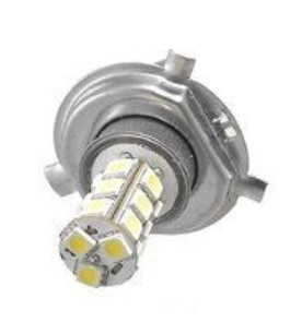 LED svetlá H7 – Prečo prepnúť na LED svetlomety?